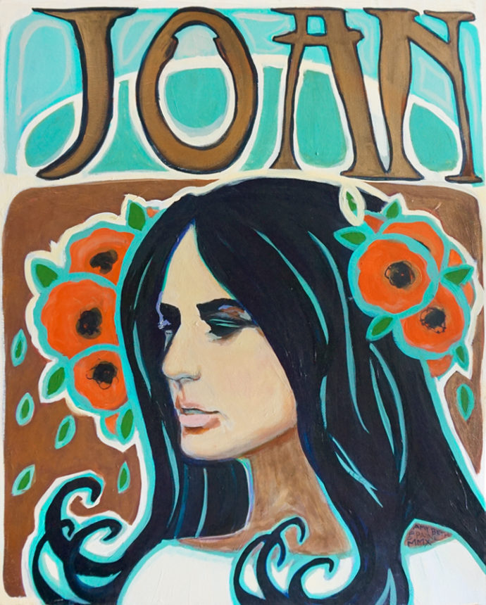 Joan Baez, a 52 Girl