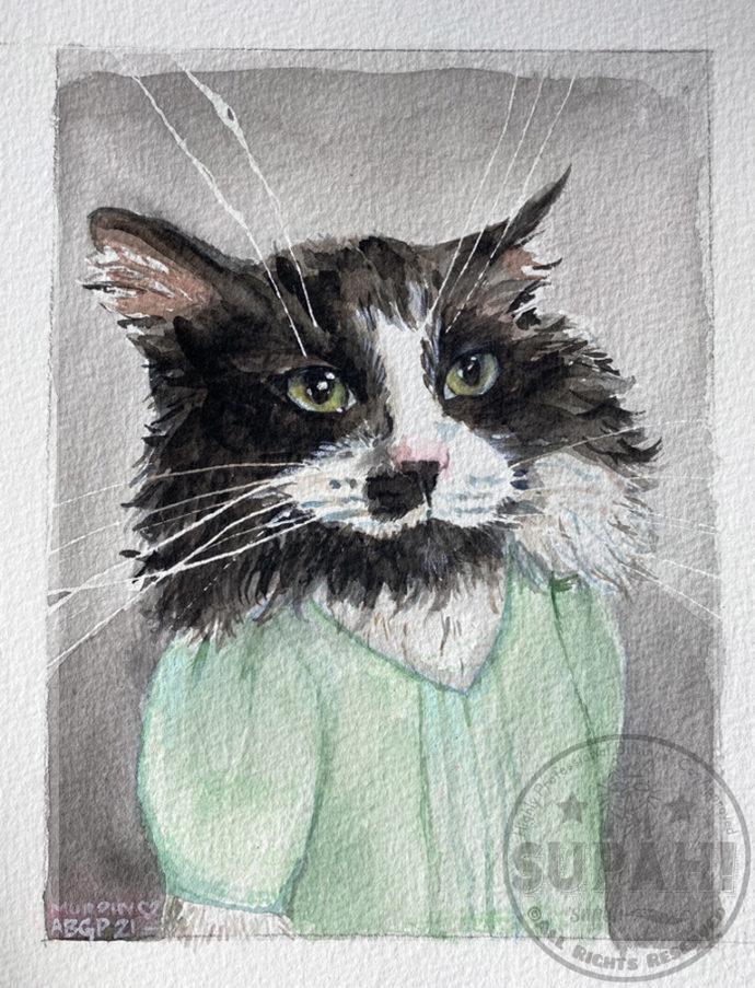 Murphy Watercolor